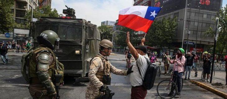 Declaración de la FJA ante la situación chilena