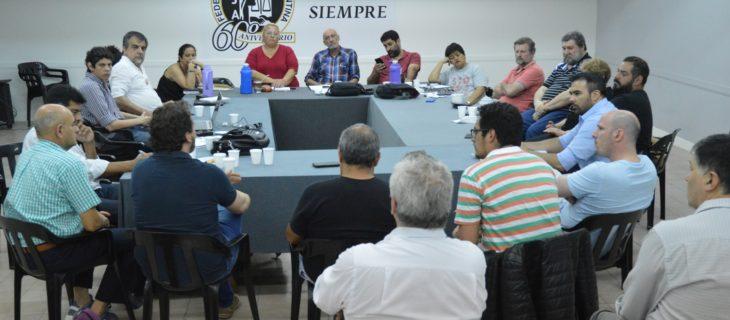 Solidaridad con lxs trabajadorxs chubutenses en lucha