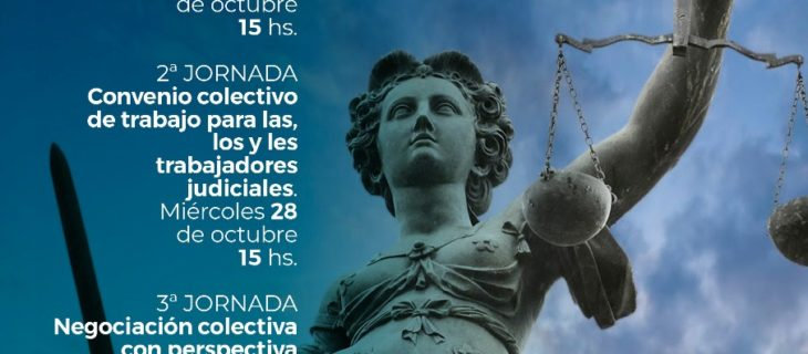 Seminario sobre Negociación Colectiva en el Sistema Judicial Argentino
