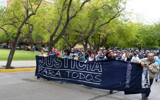 SOLIDARIDAD CON EL GREMIO JUDICIAL MENDOCINO